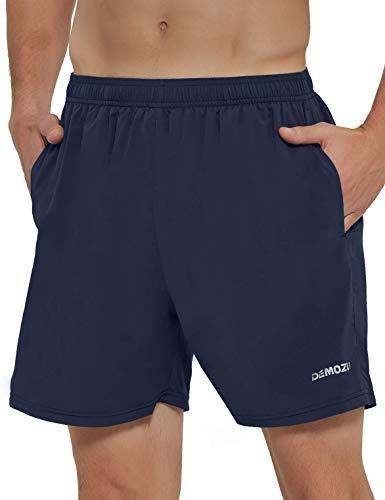 Pantalón 2 En 1 Running Hombre marca DEMOZU