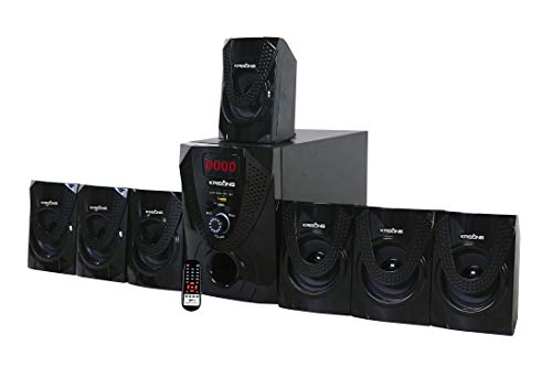 Krisons Verve 7.1 Bluetooth Multimedia Home Theater