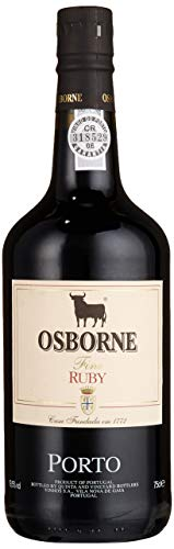 Osborne Ruby Port, Portwein 19.5% vol   (1 x 0.75 l)