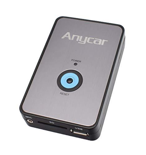 USB SD AUX MP3 Adapter Bluetooth Freisprechanlage geeignet für VW: RCD RNS 300/310 RNS MFD2 - - SKODA: Cruise Dance Stream Nexus RCD300 - - SEAT: PN-1/3 RNS-4 RCD300 SE250/350 (nicht von Technisat)