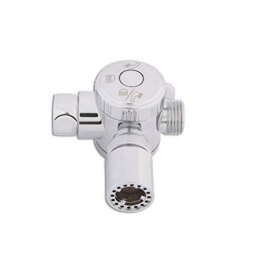 SoWash Multifunktionsanschluss für die Sowash Munddusche in Duschen