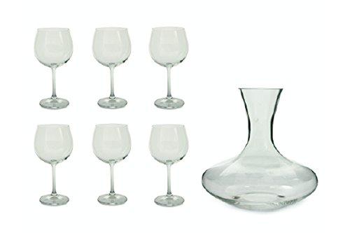 Galileo Casa 2404056 Set 7 pièces vin