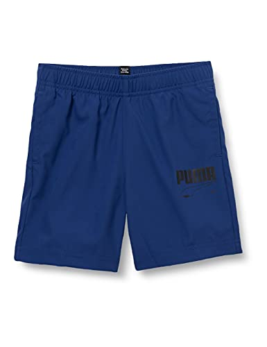 PUMA Mädchen Rebel Woven Shorts B, FR Unique (Taille Fabricant : 116)