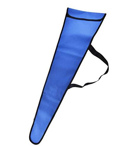 Doppelschwerttasche Fechtausrüstung Für Erwachsene Kinder 1680D Doppelschwerttasche Degenschwert-Fechtausrüstung,Blue1-600D