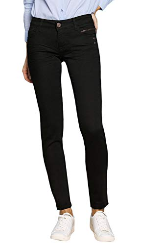 BlueFire Damen Jeans Tyra Super Tight schwarz (15) 31/32