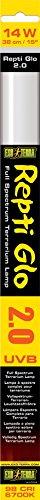 Exo Terra Vollspektrum-Terrarien-Leuchtstoffröhre Repti-GLO 2.0 14W, 38cm
