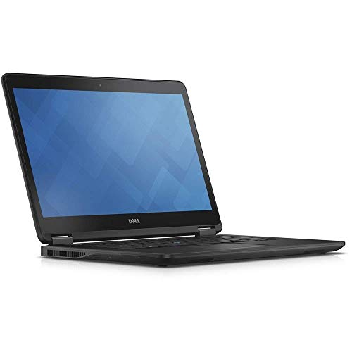 Dell Latitude E7450 14in FHD Business Laptop Computer, Intel Core i5-5300U Up to 2.9GHz, 8GB RAM, 256GB SSD, Backlit Keyboard, 802.11AC WiFi, HDMI, Windows 10 Professional( Renewed)