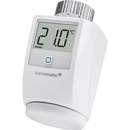 Homematic IP ELV Bausatz Heizkörperthermostat HmIP-eTRV-2, für Smart Home/Hausautomation