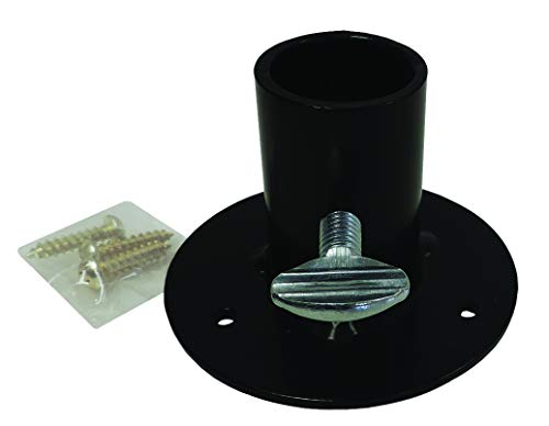 Birds choice Mounting Flange For 1' Pole