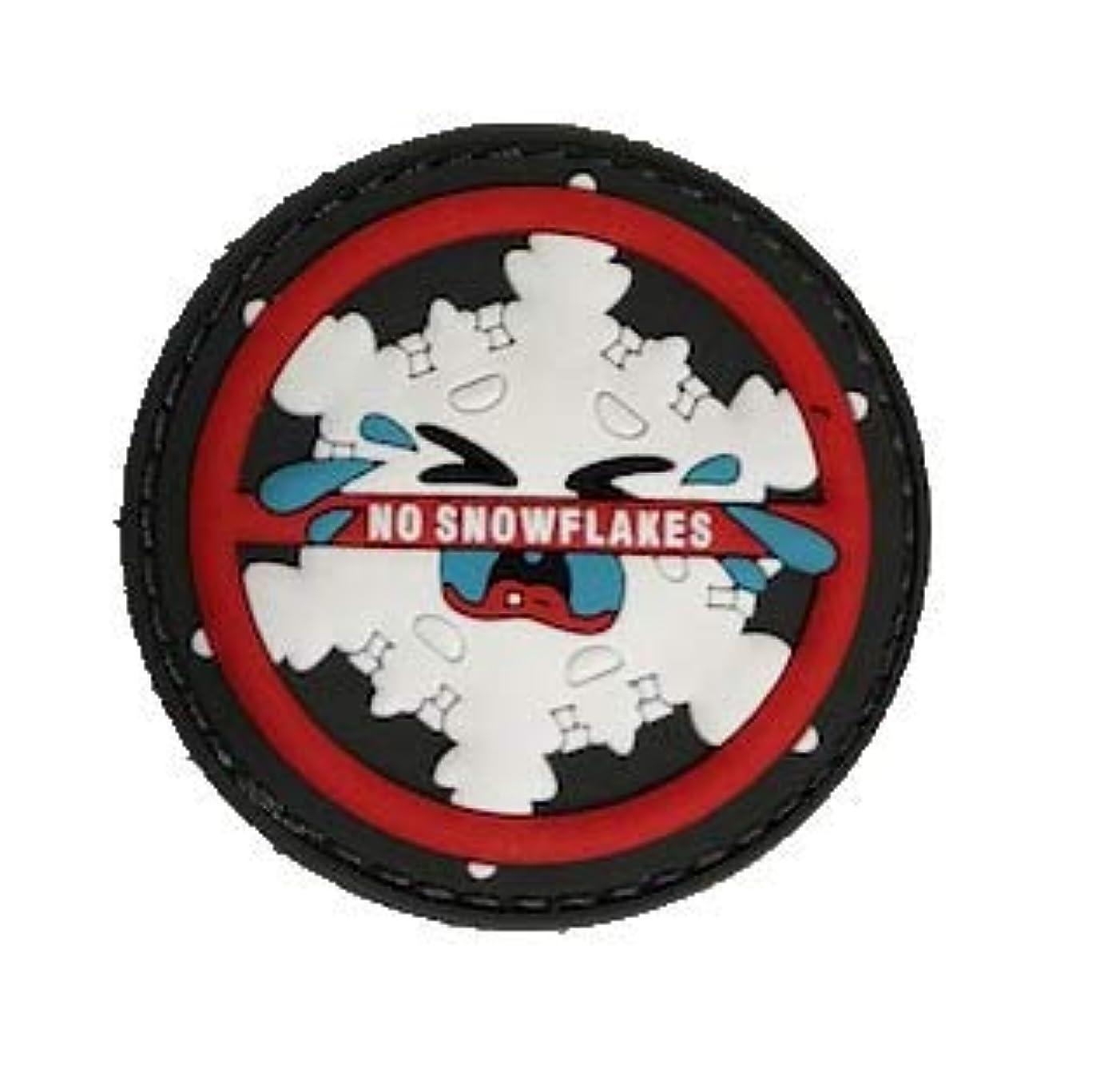 Tuff No Snowflakes PVC Patch 2