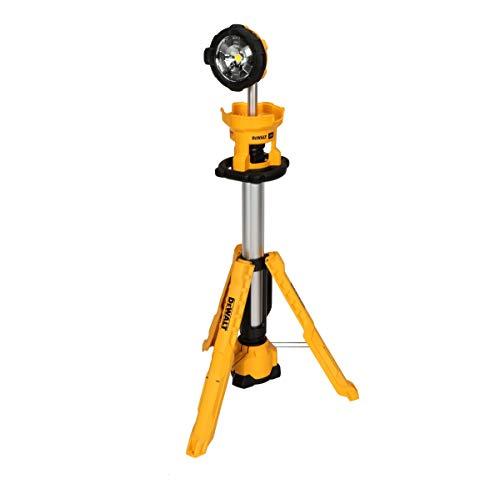 Dewalt 20V MAX LED Work Light DCL079B Only $139.00 (Retail $249.00)