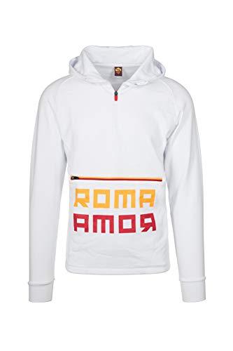 AS Roma, Fepa Roma Amor Uomo, White, M