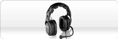 Check Out This Telex Intercoms Headsets RTS Legacy Telex HR-2R5 Dual Sided Cushion Noise-Cancelling ...