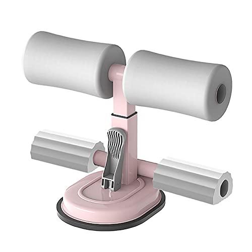 CCTYCC Tazas de succión poderosas para estabilizar la Fuente de la Cintura y el Abdomen Fuente Auxiliar para Hombres y Mujeres Inicio Equipos de Aptitud Interior Supinos musculares Abdominales.