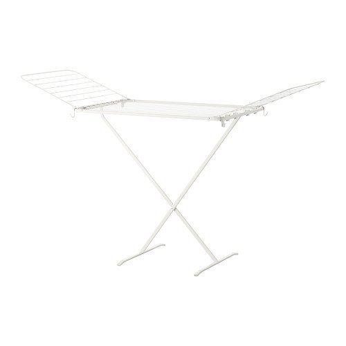 IKEA MULIG - stendibiancheria bianco
