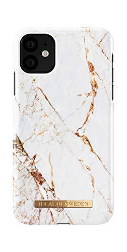 IDEAL OF SWEDEN Handyhülle für iPhone 11 (Carrara Gold)