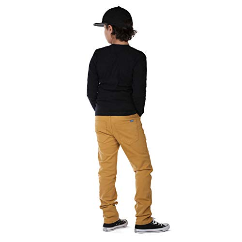 Superslick -  Pantaloni - Ragazzo Gelb 13 Anni