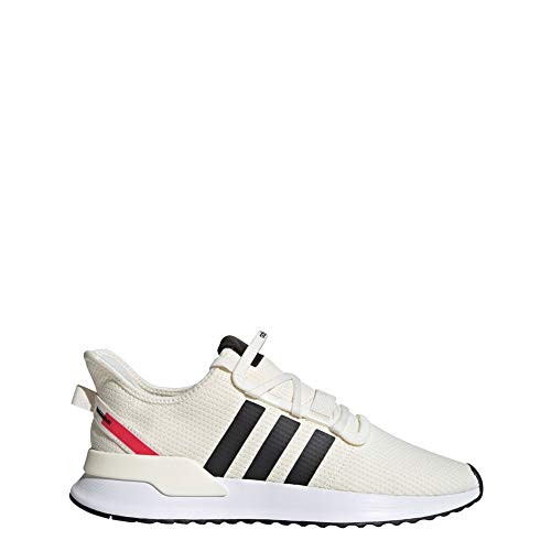 adidas Trainers Adidas U_path Run Trainers Off White/black/shock Red 12