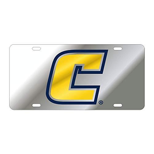 Fhdang Decor UTC University of Tennessee at Chattanooga, placa de matrícula de aluminio para auto, placa de licencia frontal, etiqueta de tocador con 4 agujeros para auto, accesorios de 6 x 12 pulgadas