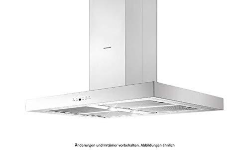 SILVERLINE Vera Isola VRI 600 E Inselhaube/Edelstahl / 65 cm/A