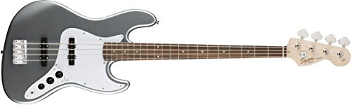 Fender Squier Affinity Jazz Bass - Slick Silver