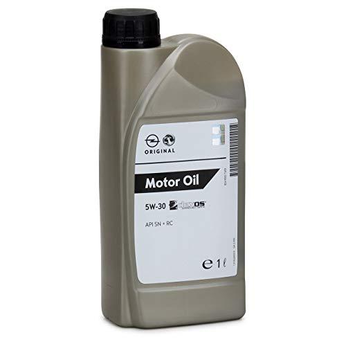 Opel Original GM 5W-30 Dexos 1 Gen2 Longlife Motoröl 95599919 1 Liter 5W30