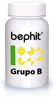 VITAMINAS GRUPO B BEPHIT - 30 cápsulas 365 mg