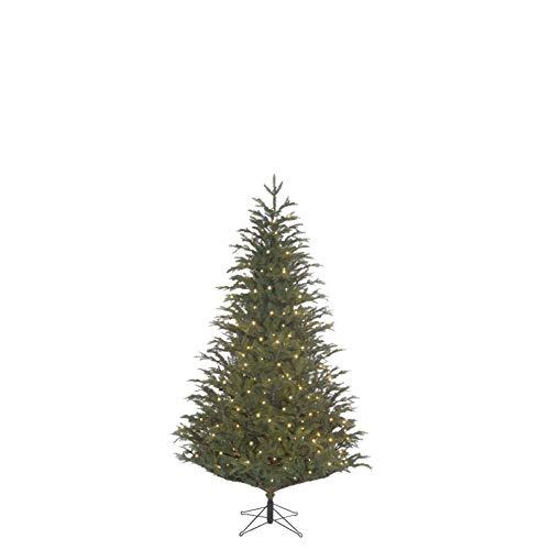Weihnachtsbaum mit LED-Beleuchtung, 120cm
