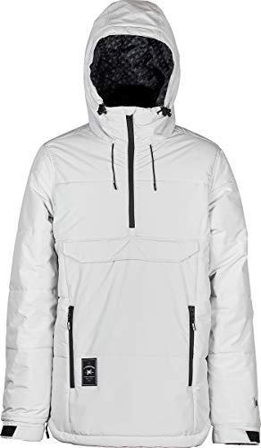 L1 Premium Goods Aftershock Jacket '21 Outerwear - Chaqueta transpirable e impermeable para hombre, Hombre, Chaqueta aislada,, Ghost, extra-small