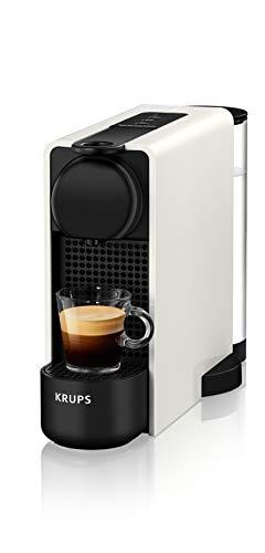 Krups - Máquina de café Espresso Krups Essenza Plus - Máquina de café en cápsulas - 1260W de potencia - Capacidad 1...