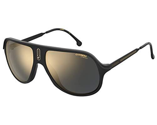 Carrera Gafas de sol SAFARI65 003 / JO Gafas de sol unisex color Negro gris/dorado tamaño de la lente 62 mm