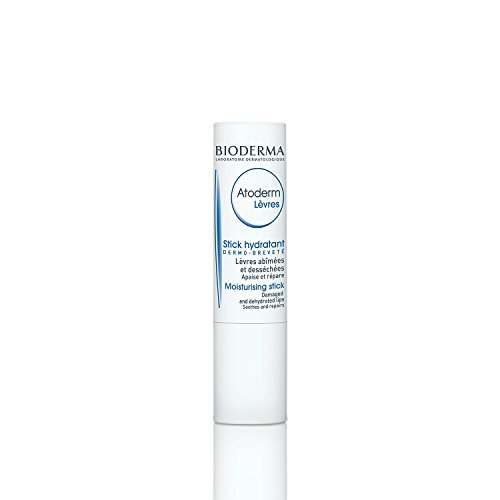 Bioderma Atoderm Nourishing and Repairing Lip Stick for Dry and Damaged Lips - 4 G