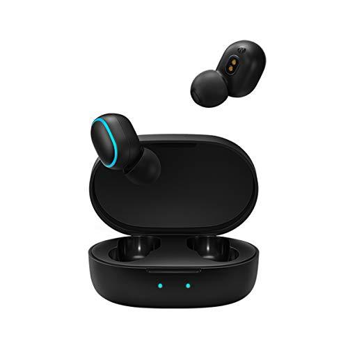 Fone de Ouvido Xiaomi Redmi AirDots 2 - Bluetooth 5 - VERSÃO GLOBAL, Preto, Pequeno