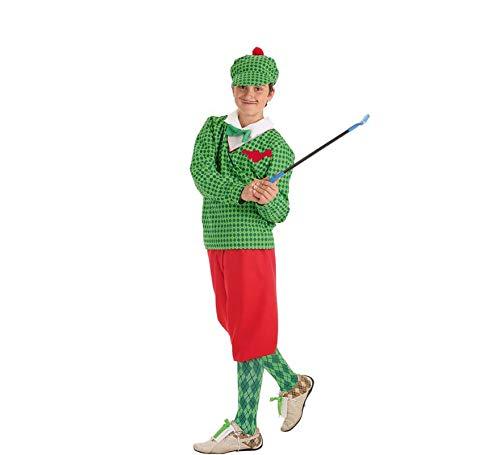 LLOPIS  - Disfraz Infantil Jugador de Golf t-0
