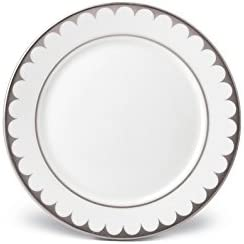 L'Objet Free shipping anywhere cheap in the nation Aegean Platinum Filet Plate Butter Bread
