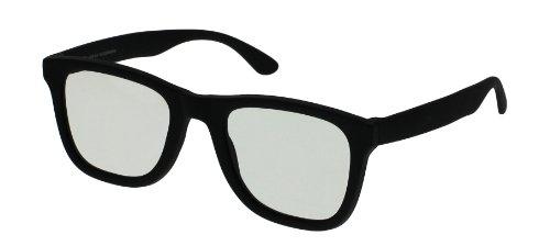 EX3D Eyewear TH0006 Passive 3-D Brille schwarz