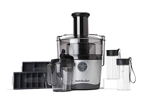 NutriBullet NBJ50200 Juicer Pro, Silver, 2 L