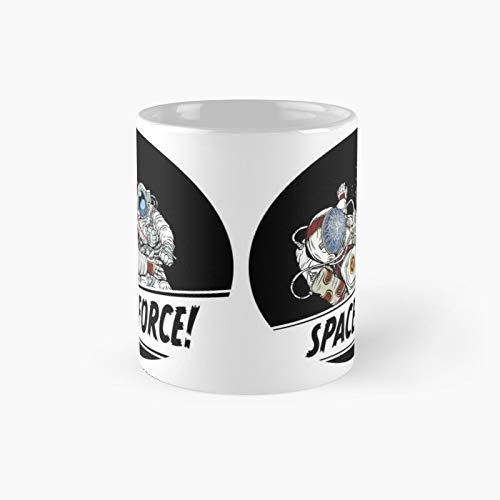 United States Space Force Classic Mug
