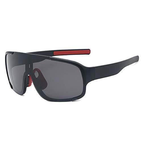BAFEYU Gafas de Sol de Bicicleta Gafas de esquí Gafas Deportivas TR90 Marco irrompible para Conducir Ciclismo Escalada