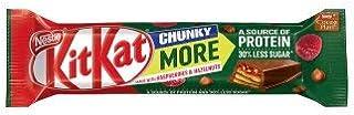 Kit Kat Chunky More Hazelnuts Raspberries 42g