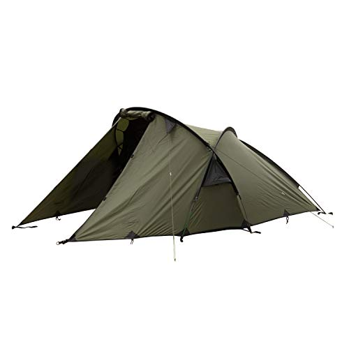 Snugpak Scorpion 3 Tent, 3 Person 4 Season Camping Tent, Waterproof, Olive