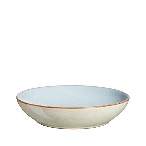 Denby Pasta Bowl, Pavilion Blue, Set of 4