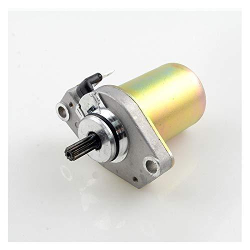ZHANGWW ZWF Store Motor de Arranque eléctrico Ajuste para Yamaha Jog 50CC...