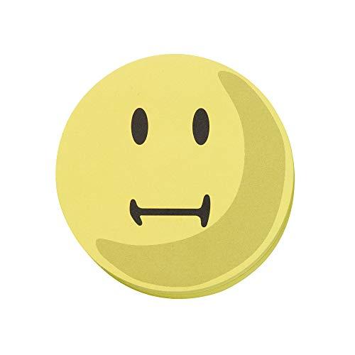 Franken UMZ 10 S2 Wertungsymbole neutral (Ø 10cm, 130g/qm) 100 Stück, gelb