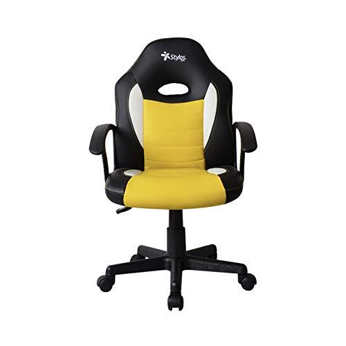 silla gamer para niños de la marca Stylos Tech