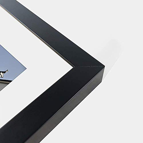 JSBVM Massivholz Puzzle Rahmen/Foto/Posterrahmen 300/500/1000/1500/2000 Stück Puzzle-Zubehör,E,69x97cm