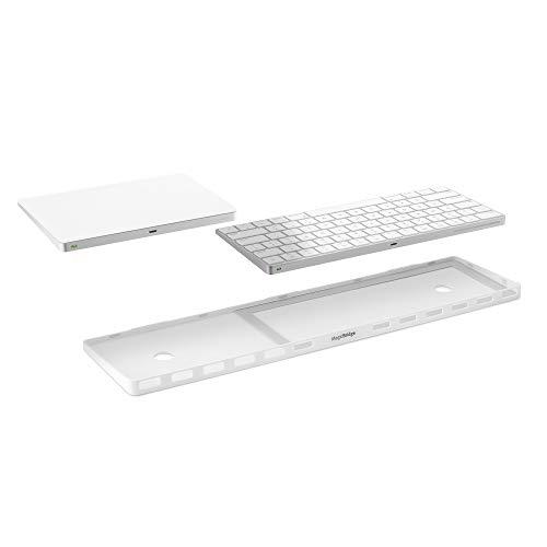 Twelve South MagicBridge | Verbindet Apple Magic Trackpad 2 mit Apple Wireless Keyboard - Trackpad und Tastatur sind nicht enthalten
