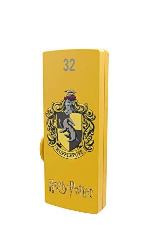 EMTEC - Chiavetta USB 2.0 Harry Potter Hufflepuff M730 da 32 GB