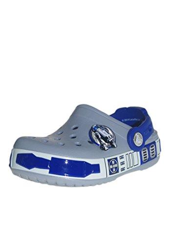 crocs Star Wars R2D2