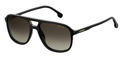 CARRERA Sonnenbrille 173S-807-56 Rechteckig Sonnenbrille 56, Schwarz